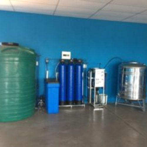 Complete Water Treatment Plants