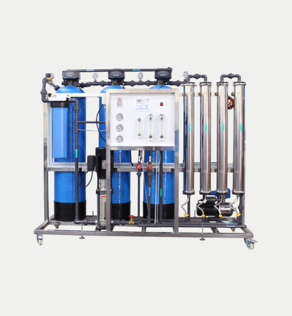 Reverse Osmosis Package Plant
