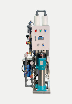 500LPH Industrial Reverse Osmosis System