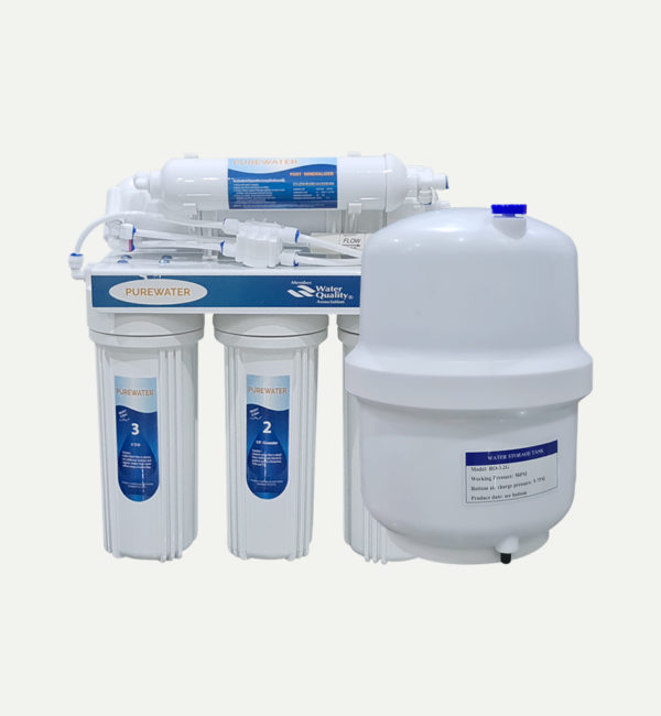 PureWater Reverse Osmosis System
