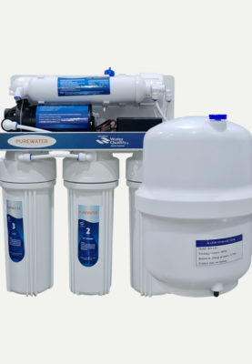 Pure Water Reverse Osmosis System